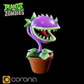 Plants Vs Zombies Carnivora