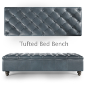 Tufted Bed Bench