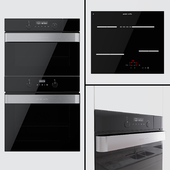 Gorenje - oven BO617ORAB, compact oven BCS547ORAB and hob ECT693ORAB