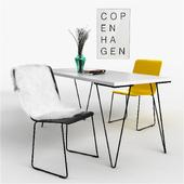 Office Desk | Copenhagen