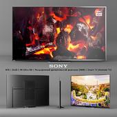 Sony AF8 | OLED | 4K Ultra HD | (HDR) | Smart TV (Android TV)