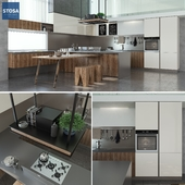 Kitchen Cucine Stosa Infinity Diagonal