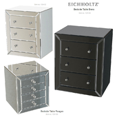 EICHHOLTZ Bedside Table Brera 107530 104432 Reagan 106138