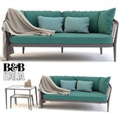 B & B Italia Sofa ERICA