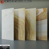 Stone slab Set 54