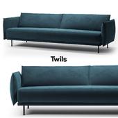 Twils Graffiti Sofa