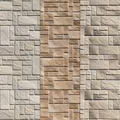 Stone Walls set 5