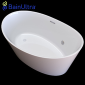 Evanescence freestanding tub by Bain Ultra