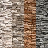 Stone Walls set 6