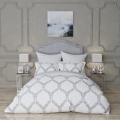 Декоративный набор с постельным бельем