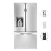 Kenmore Elite 23.7 cu. ft. French Door Refrigerator