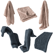 Home Republic Chunky Knit Throw 01