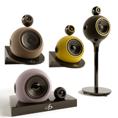 DELUXE ACOUSTICS speaker systems