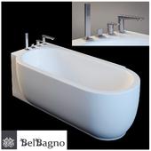 bath BelBagno, mixer BelBagno carin