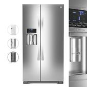 Kenmore Elite 28 cu. ft. Side-by-Side Refrigerator