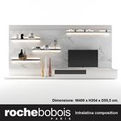 Roche Bobois Intralatina composition