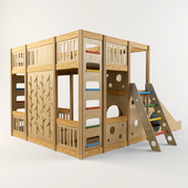Сedsrworks Indoor Playset 1