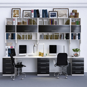 Cabinet for office