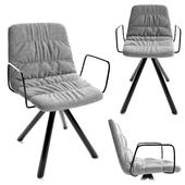 Viccarbe Maarten Chair