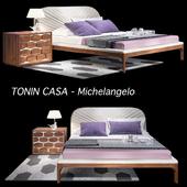 Кровать Tonin Casa Michelangelo