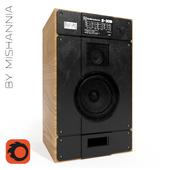 "Acoustic system ""Radiotehnika S-30b"""