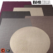 Carpet B & B Italia (Cratis) 2000х3000 (7 colors)