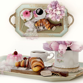 Decorative set - Have a nice day