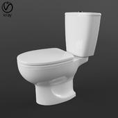 Twyford Cistern WC Pan