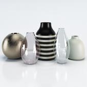 Set of vases ZARA HOME