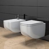Toilet and bidet HATRIA Next