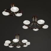Ceiling light fixtures Omnilux OML-26917