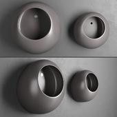 Urinal Ceramica Cielo Unrials ball / ball mini