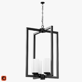Jeremiah - Craftmade Chandelier, 4 lamps