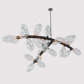 Kingdom Drape chandelier
