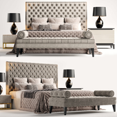 The Sofa&Chair Company Rossini Bed