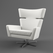 Eichholtz. Swivel Chair Eduardo.