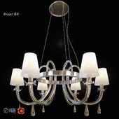 chandelier DeMajo 8090 K6