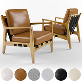United Strangers At Ease Chair