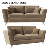 Solo 2 Seater Sofa