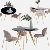WEST ELM set 6