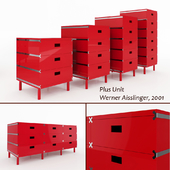 Magis Plus drawer system