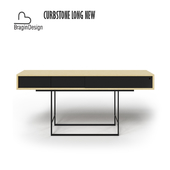 """OM"" LONG NEW console from Bragindesign"