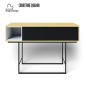 """OM"" QUADRO NEW console from Bragindesign"