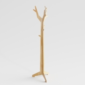 plywood Tree hanger