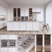 Kitchen L'ORIGINE Aeterna (vray GGX, corona PBR)