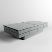 Visionnaire Aser low table