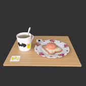 student breakfast