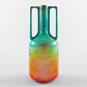 Pavel Large Handled Vase