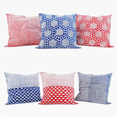 Zara Home - Decorative Pillows set 15