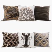 Zara Home - Decorative Pillows set 16